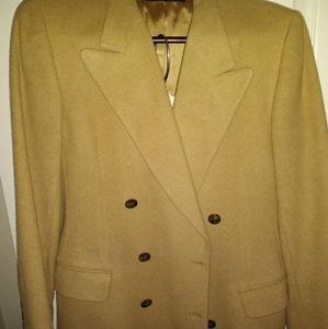 100% Pure Camelhair Skirt/Blazer Set